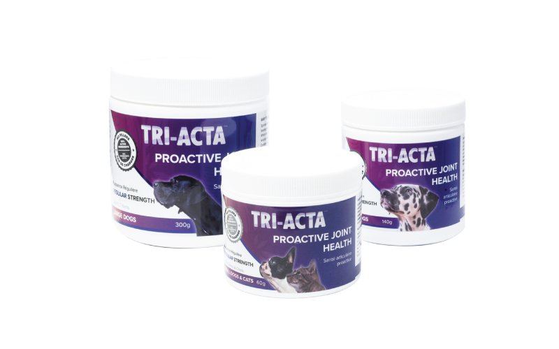 TRI-ACTA for Pets - Integricare Animal Health